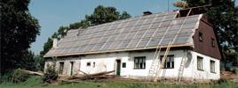 Rekonstrukce šindelové střechy - Chvaleč