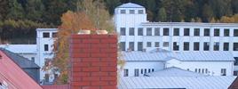 Rekostrukce komínů - rodinný dům Adršpach