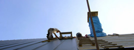 Falcovaný plech, špička ve své třídě - Prefa, legovaný hliník,100let životnost